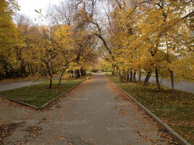 Адрес(а) на фотографии: Кировградская улица, 3, 22, Екатеринбург