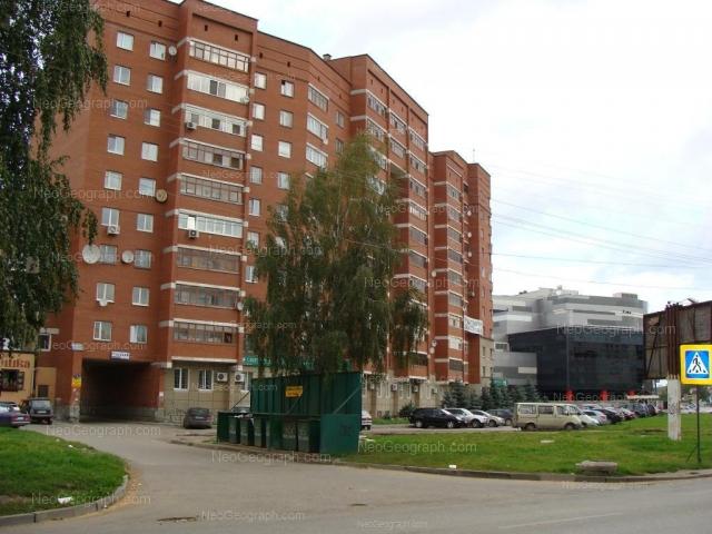 Адрес(а) на фотографии: Ясная улица, 2, 4, Екатеринбург