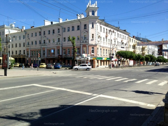 Адрес(а) на фотографии: улица Малышева, 23, 25, 27, Екатеринбург