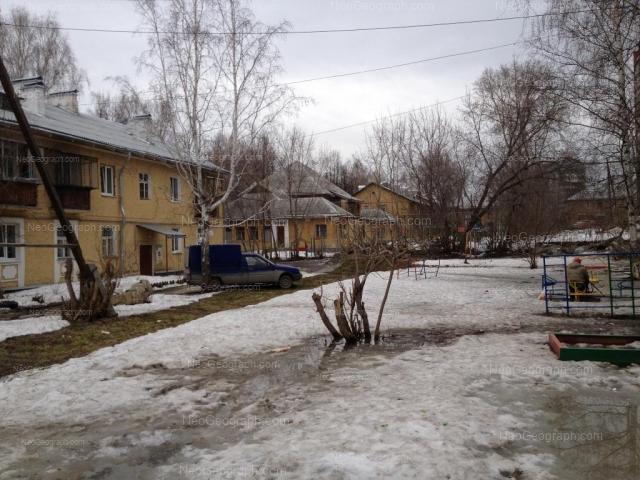 Address(es) on photo: Entusiastov street, 18, 20, 22, 24, Yekaterinburg