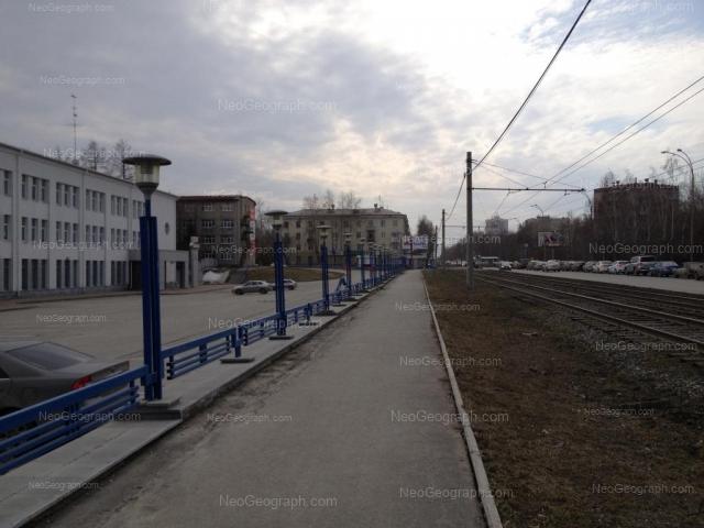Адрес(а) на фотографии: улица Блюхера, 65, Екатеринбург