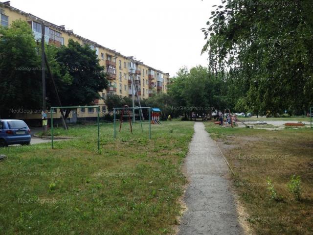 Адрес(а) на фотографии: проспект Космонавтов, 31, Екатеринбург