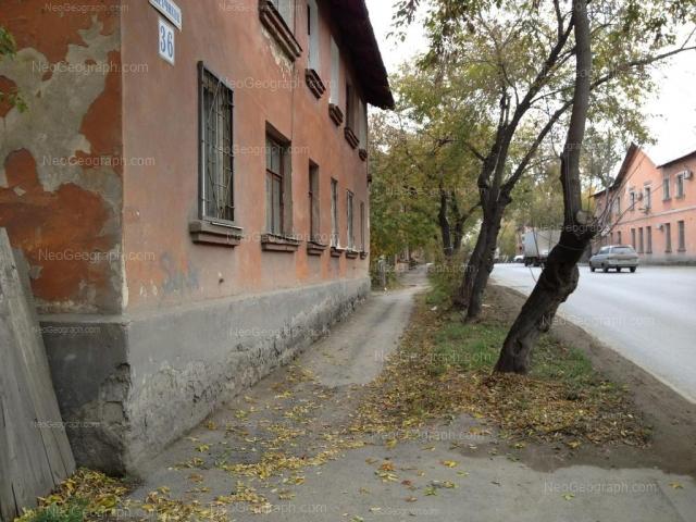 Адрес(а) на фотографии: улица Летчиков, 25, 34, 36, Екатеринбург