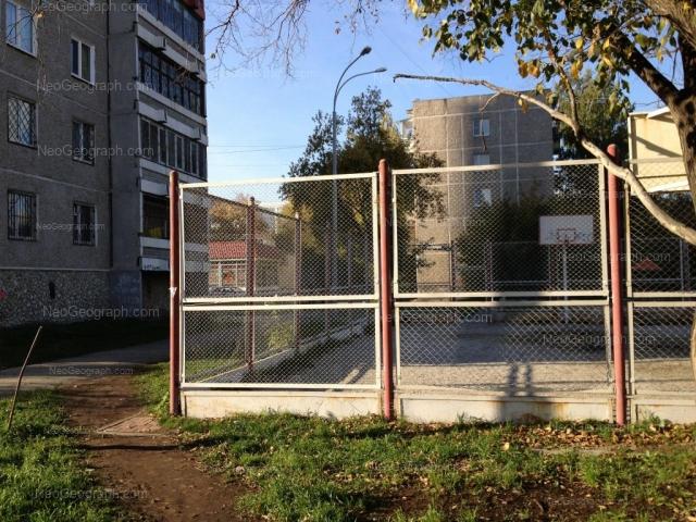 Адрес(а) на фотографии: улица Чапаева, 80 к1, 82, Екатеринбург