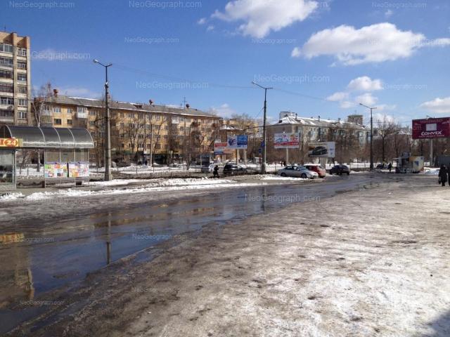 Адрес(а) на фотографии: Посадская улица, 31, 37, 43, Екатеринбург