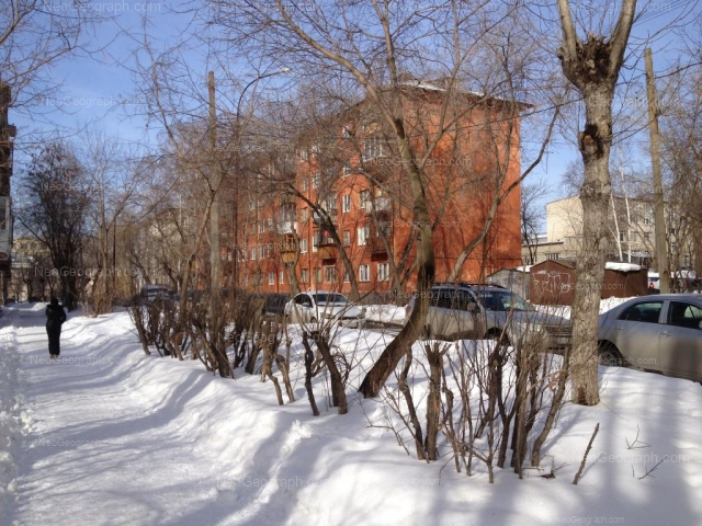 Address(es) on photo: Tekhnologicheskaya street, 1, 3, Yekaterinburg