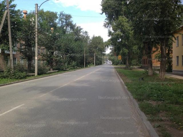 Адрес(а) на фотографии: улица Патриса Лумумбы, 56, 85, Екатеринбург