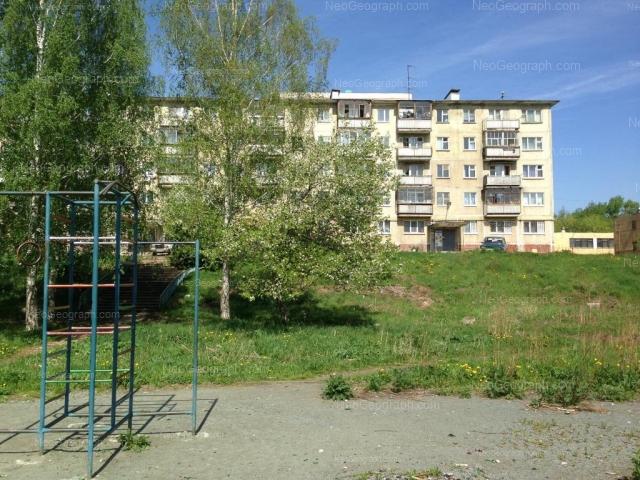 Адрес(а) на фотографии: Бисертская улица, 22, Екатеринбург