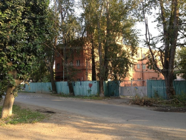 Address(es) on photo: Vishnevaya street, 24, Yekaterinburg