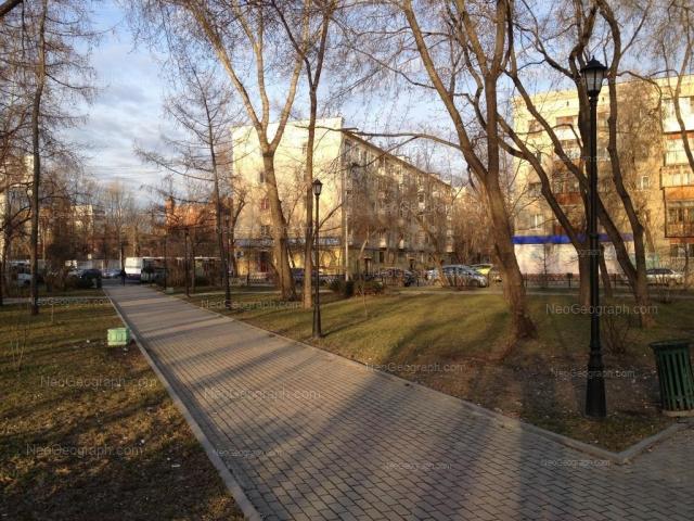 Адрес(а) на фотографии: улица Челюскинцев, 33, 33А, Екатеринбург