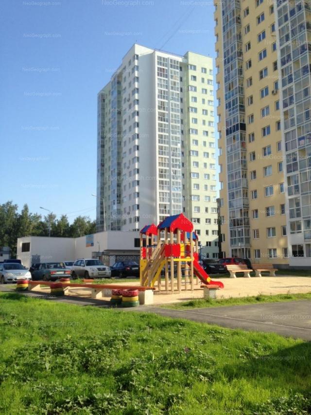 Адрес(а) на фотографии: улица Электриков, 24, 26, Екатеринбург
