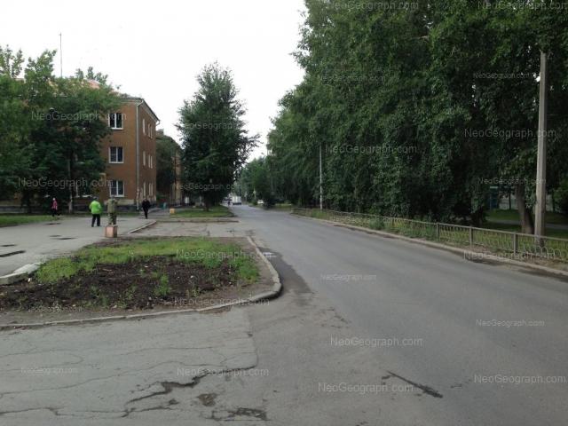 Address(es) on photo: Lomonosova street, 34, 36, Yekaterinburg