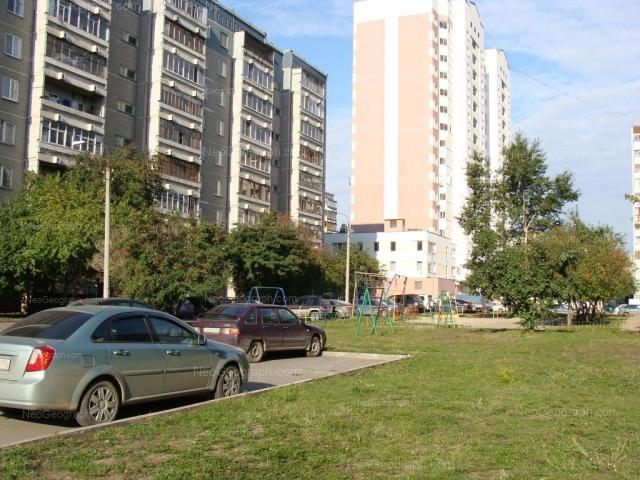 Адрес(а) на фотографии: Волгоградская улица, 29а, 31/3, Екатеринбург