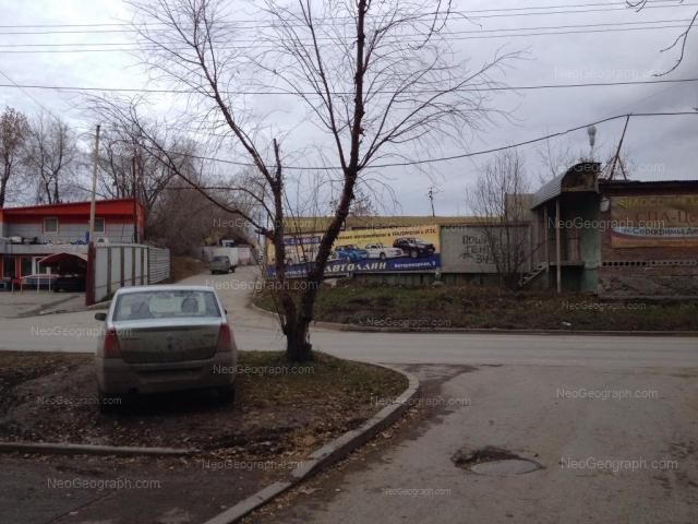 Адрес(а) на фотографии: Встречный переулок, 4, Екатеринбург