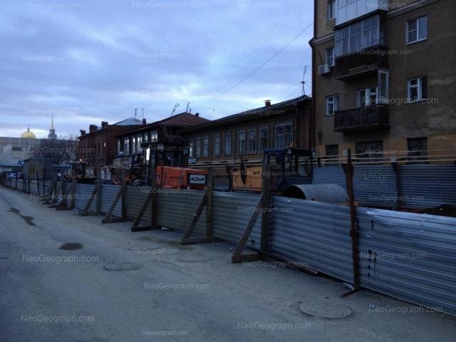 Адрес(а) на фотографии: улица Вайнера, 66А, 68, 70, 72, Екатеринбург