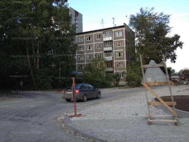Адрес(а) на фотографии: улица 8 Марта, 179Г, Екатеринбург