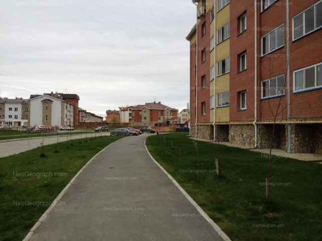 Адрес(а) на фотографии: Кольцевая улица, 47, 51, Екатеринбург