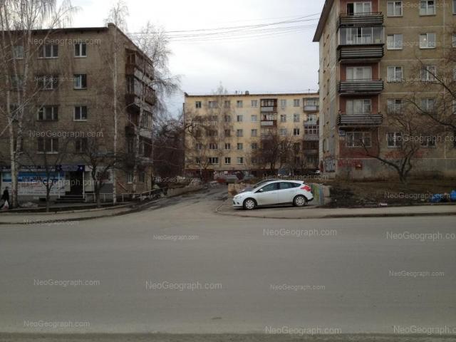Адрес(а) на фотографии: улица Куйбышева, 103, 105, 107, Екатеринбург