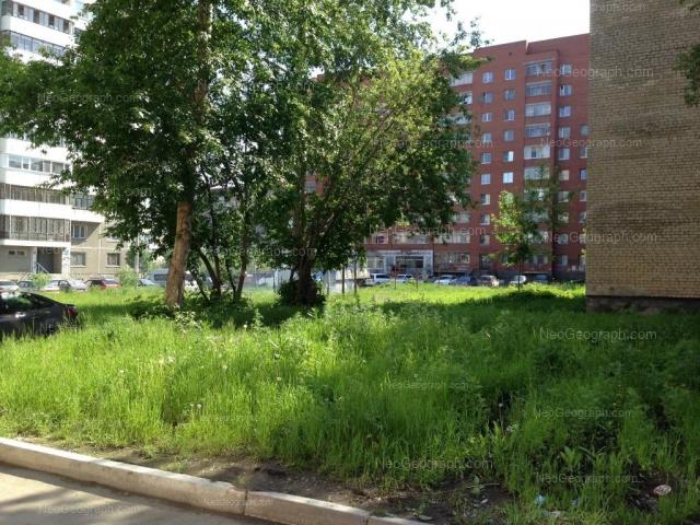 Адрес(а) на фотографии: Садовая улица, 14, Екатеринбург