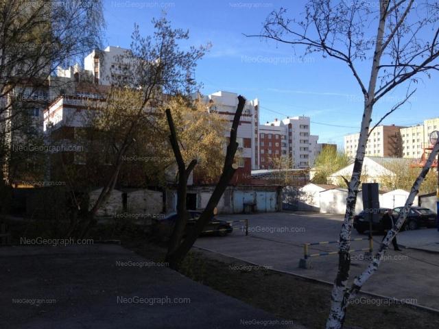 Адрес(а) на фотографии: Гурзуфская улица, 12, 16, 18, Екатеринбург