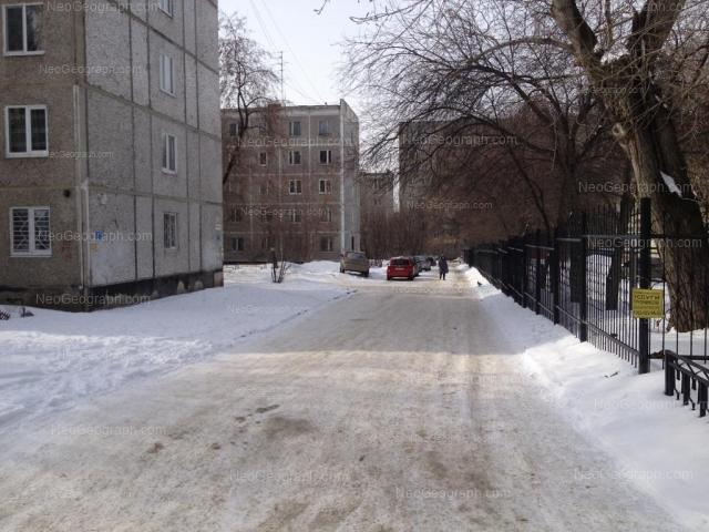 Адрес(а) на фотографии: улица Пионеров, 4, 6, 8, 10, Екатеринбург