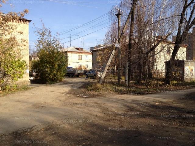 Адрес(а) на фотографии: Славянская улица, 40, Екатеринбург