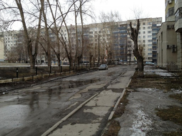 Адрес(а) на фотографии: улица Сони Морозовой, 190, Екатеринбург