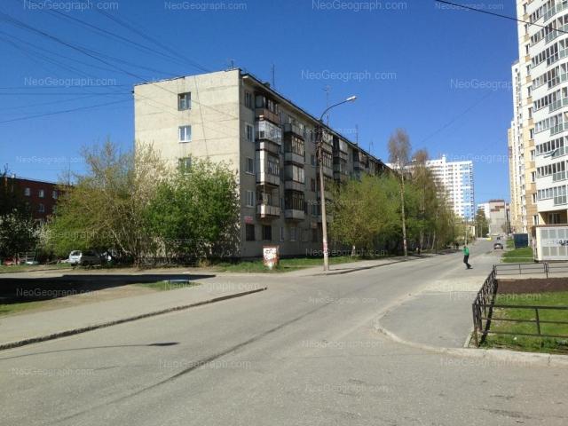 Адрес(а) на фотографии: Билимбаевская улица, 25/3, 29, 31/1, Екатеринбург