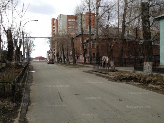 Адрес(а) на фотографии: Коуровская улица, 7, Екатеринбург