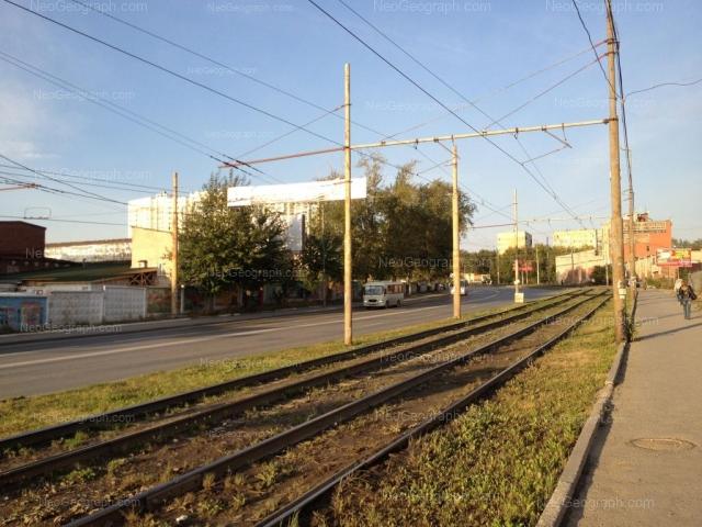 Адрес(а) на фотографии: улица Челюскинцев, 37, 126, Екатеринбург