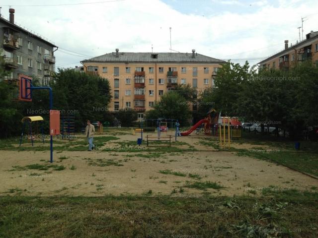 Адрес(а) на фотографии: проспект Космонавтов, 45, 45А, 45Б, Екатеринбург