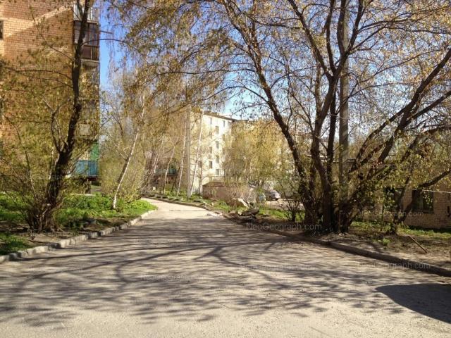 Address(es) on photo: Radischeva street, 57, Yekaterinburg