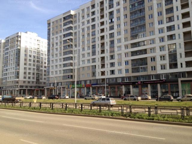 Address(es) on photo: Vilgelma de Gennina street, 31, 33, Yekaterinburg