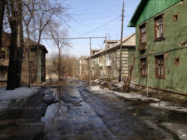 Адрес(а) на фотографии: улица Корепина, 7А, 9, 9А, Екатеринбург