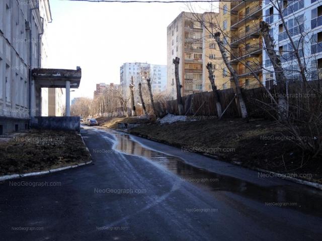 Адрес(а) на фотографии: улица Папанина, 3, 7 к3, Екатеринбург