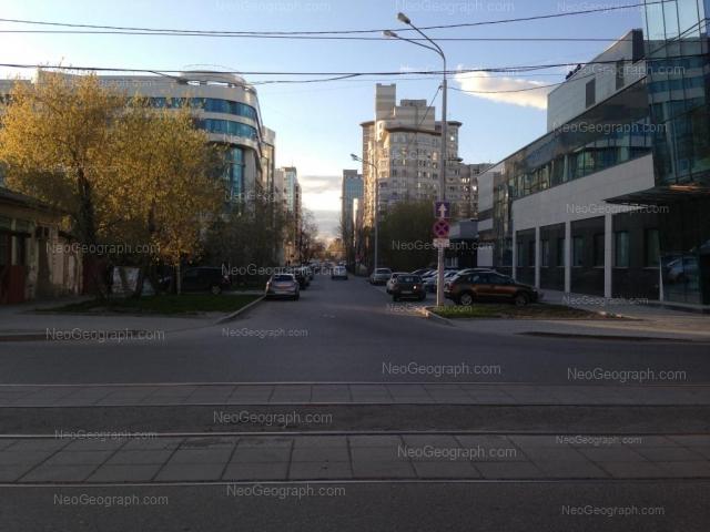 Адрес(а) на фотографии: улица Карла Маркса, 12, Екатеринбург