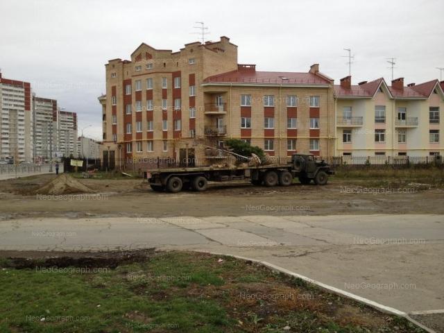 Адрес(а) на фотографии: улица Чкалова, 243, 245, Екатеринбург