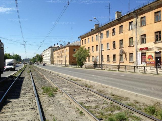 Адрес(а) на фотографии: Донбасская улица, 31А, 33А, 35, Екатеринбург