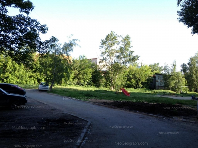 Address(es) on photo: Posadskaya street, 16А/В, Yekaterinburg