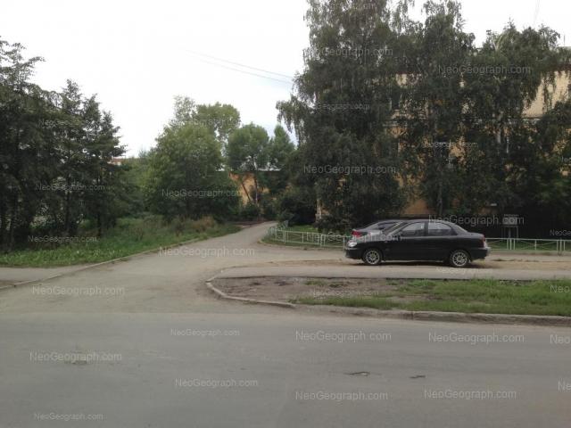 Address(es) on photo: Agronomicheskaya street, 6, 8, Yekaterinburg