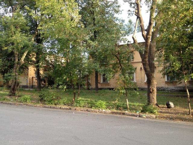 Address(es) on photo: Otdelniy lane, 4, 6, Yekaterinburg