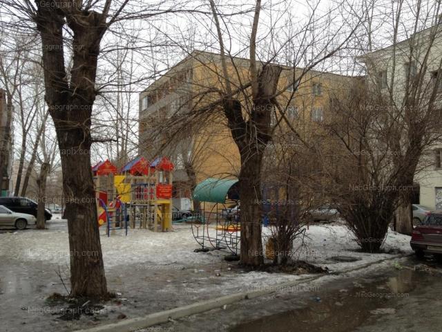 Адрес(а) на фотографии: улица Вали Котика, 7, Екатеринбург