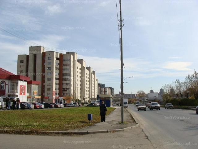 Адрес(а) на фотографии: улица Бебеля, 35, 120, 124, Екатеринбург