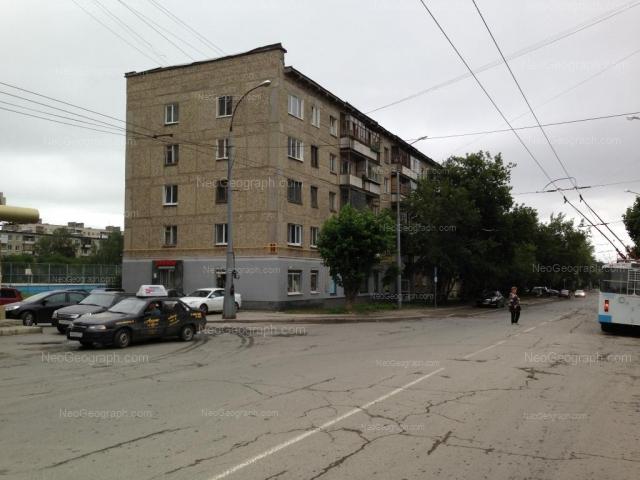 Адрес(а) на фотографии: Коммунистическая улица, 18, Екатеринбург