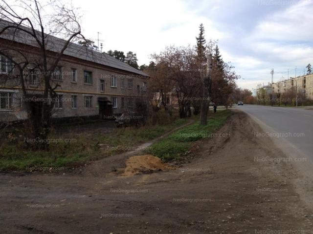 Адрес(а) на фотографии: Трактовая улица, 2, 6, 7, Екатеринбург