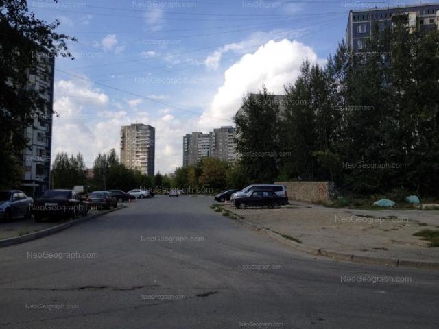 Address(es) on photo: Anni Bichkovoi street, 22, Yekaterinburg