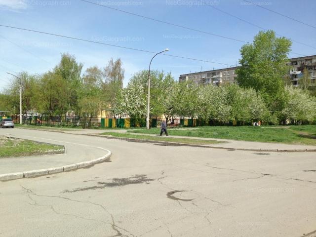 Address(es) on photo: Teplokhodniy Proezd driveway, 3, 5, Yekaterinburg