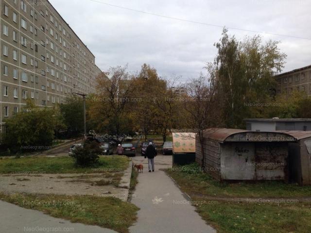 Адрес(а) на фотографии: улица Металлургов, 18, 18А, Екатеринбург