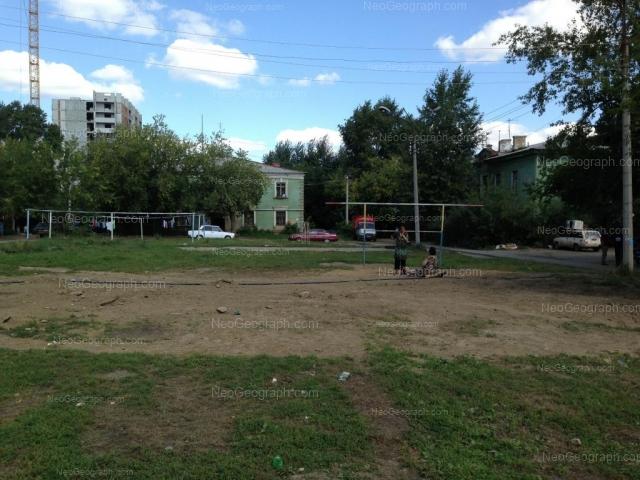Адрес(а) на фотографии: Ремесленный переулок, 3, Екатеринбург