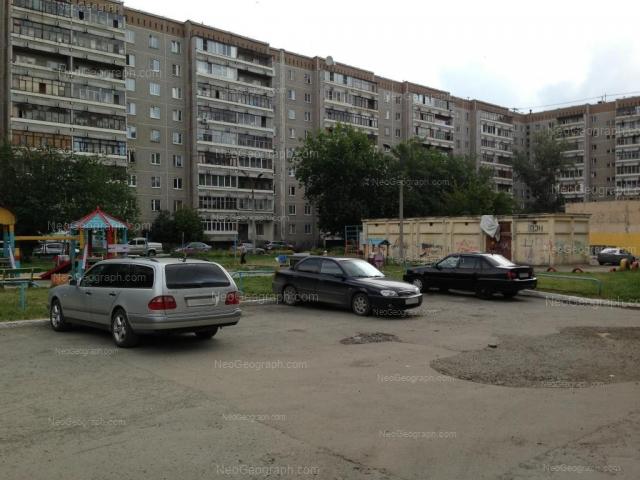 Адрес(а) на фотографии: улица Восстания, 91, 91а, Екатеринбург
